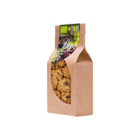 BIO (Organic) Oat flake biscuits three flawours: with raisins
