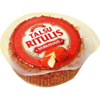 Talsi round cheese - red
